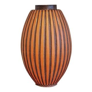 Heinz Siery Carstens Tönnieshof 'Ghana' Floor Vase 71/46 For Sale
