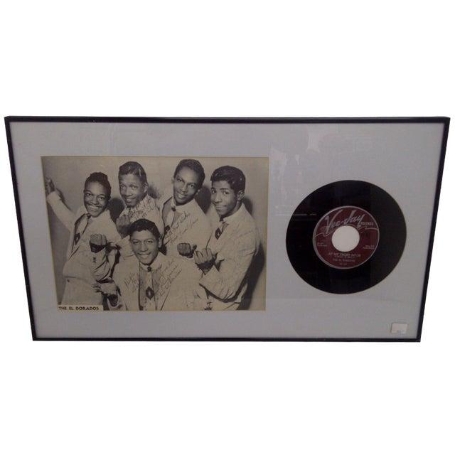 The El Dorados Autographed Photo & Record - Image 1 of 5