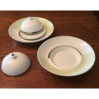 "Bernardaud Fusion ""Color"" Dinnerware Service for 12 - 10-Piece Place Settings, 129 Pieces Preview"