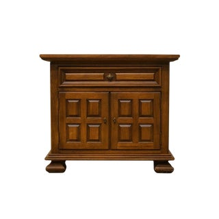 "Thomasville Furniture Monterey Collection 27"" Cabinet Nightstand For Sale"