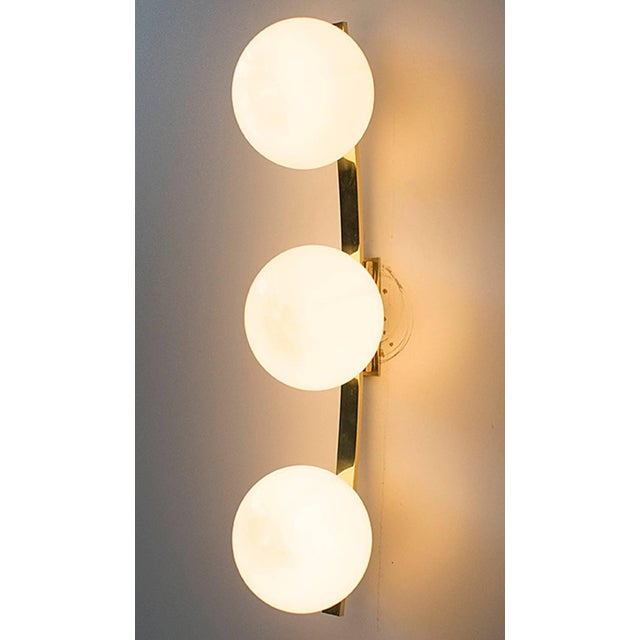 Italian Cresta Sconce by Fabio Ltd For Sale - Image 3 of 10