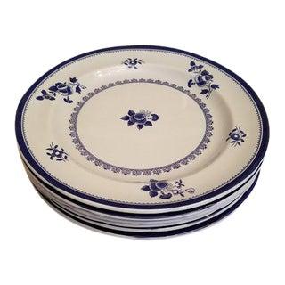 Vintage Spode Gloucester Lunch Plates - Set of 10 For Sale