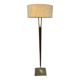 Laurel Lighting Wishbone Floor Lamp For Sale