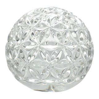 Millennium Times Square Waterford Crystal Ball For Sale