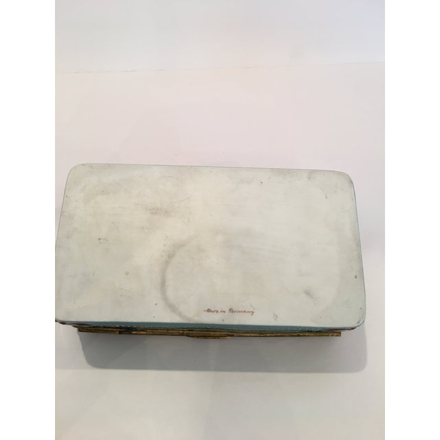 Capodimonte Cupid Hinged Box - Image 10 of 10