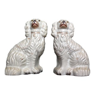 Antique English Staffordshire Figurines For Sale