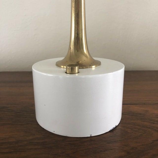 1960s 1960s Mid-Century Modern Angelo Lelli Cobra Lamp for Arredolluce For Sale - Image 5 of 9