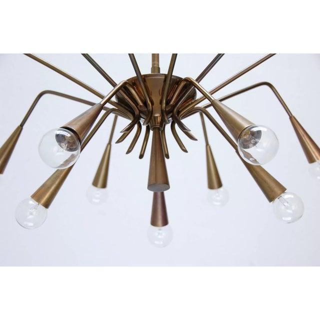 Sputnik Chandelier by Lumi For Sale - Image 10 of 10