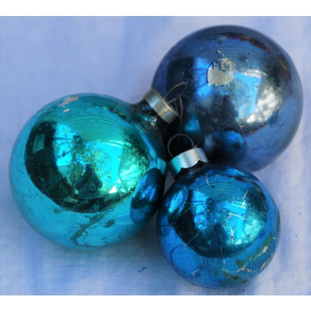 Vintage Christmas Ornaments - Set of 43 - Image 3 of 11