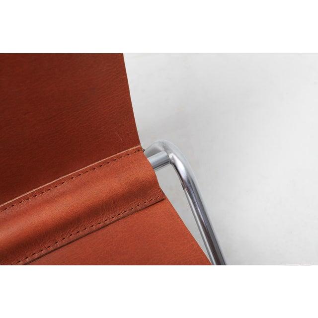 Brown Verner Panton Bachelor Lounge Chair for Fritz Hansen For Sale - Image 8 of 10