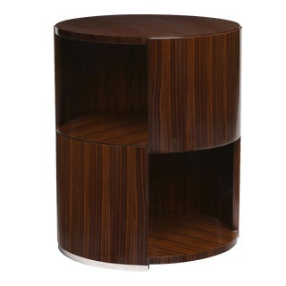 Scarborough House Round Modern Side Table For Sale