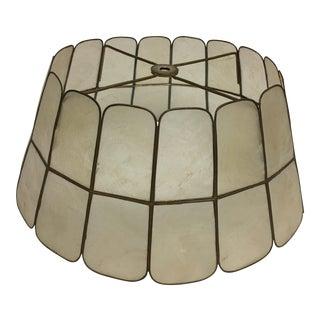 Vintage Capiz Shell Shade