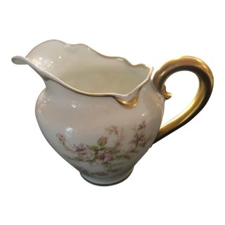 1920s Havilland Limoges Creamer For Sale
