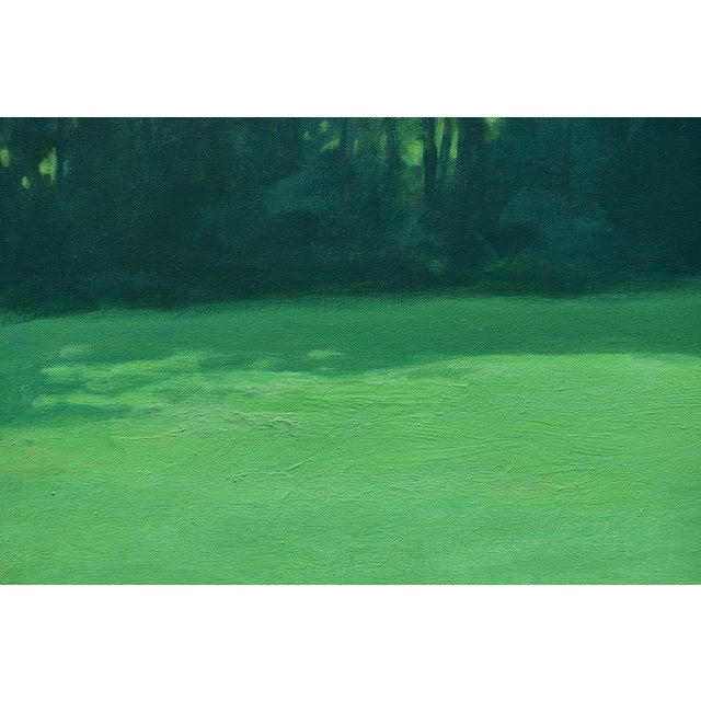 """Patch of Clover"", Contemporary Painting by Stephen Remick For Sale In Providence - Image 6 of 11"
