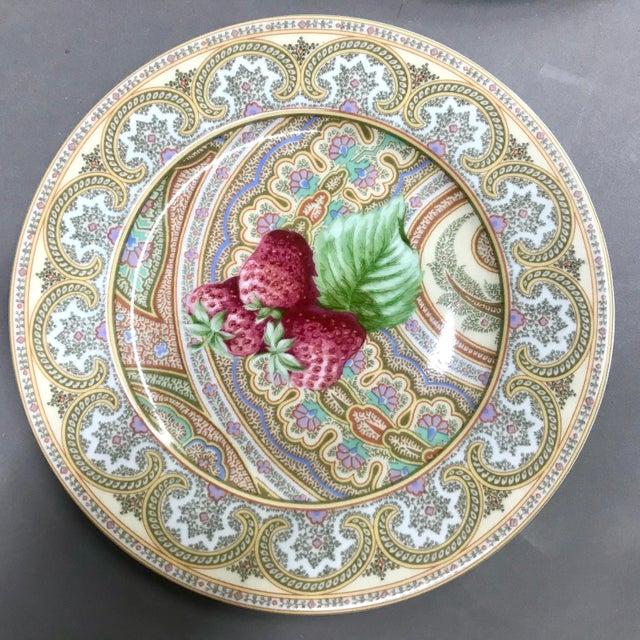 1960s Vintage Patrick Frey for Philippe Deshoulieres, Limoges France Dinnerware - 10 Pieces For Sale - Image 9 of 13