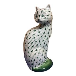 Sadek Modern Ceramic Cat Statue