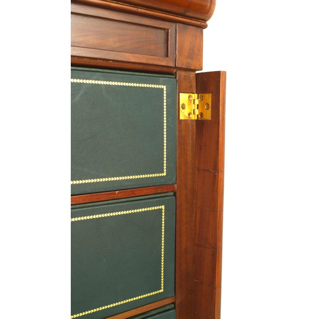 Late 19th Century Late 19th Century Continental Semainier Chest of Drawers For Sale - Image 5 of 6