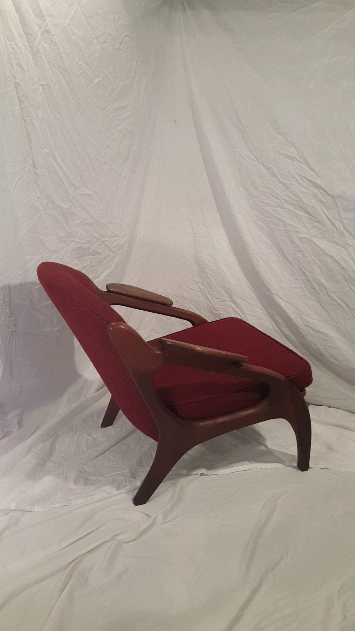 Adrian Pearsall Craft Paddle Lounge Chair   Image 2 Of 4