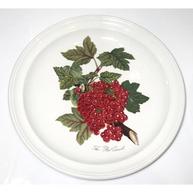 "Pomona Portmeirion ""The Goddess of Fruit"" Plates- Set of 2 - Image 3 of 5"