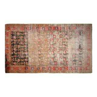 Antique Khotan Rug - 6'7″ x 11'8″ For Sale