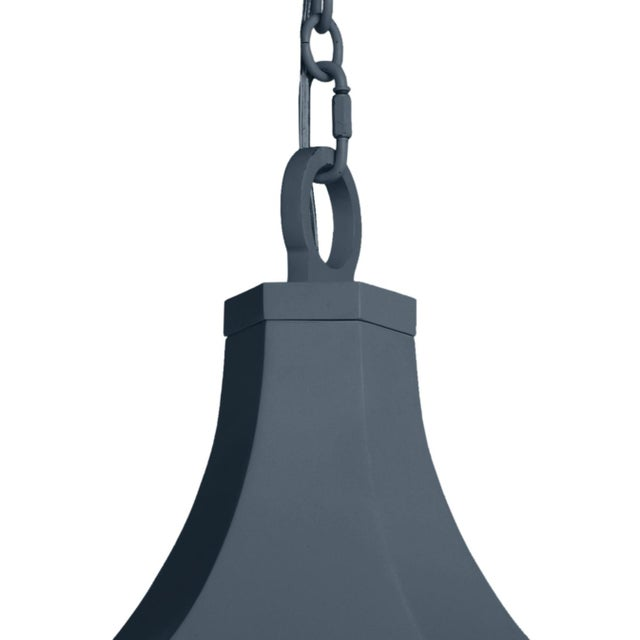 Traditional Bennington Lantern, Hale Navy For Sale - Image 3 of 4