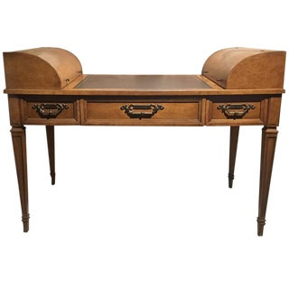 High Style George Washington Double End Desk by Drexel For Sale