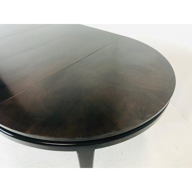John Widdicomb Widdicomb Dining Table For Sale - Image 4 of 9