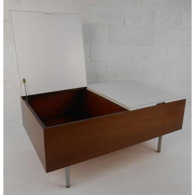 George Nelson George Nelson for Herman Miller Mid Century Modern Coffee Table For Sale - Image 4 of 7