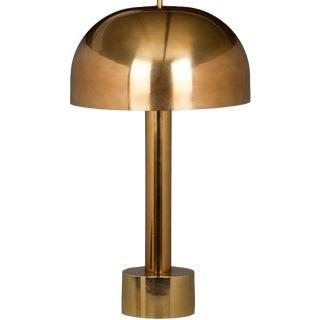 Mid Century Modern Laurel Mushroom Table Lamp For Sale