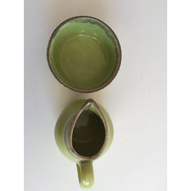 Traditional Winfield Gabriel Pasadena Sugar & Creamer For Sale - Image 3 of 4