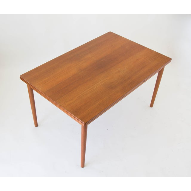At-316 Draw Leaf Dining Table by Hans Wegner - Image 6 of 10