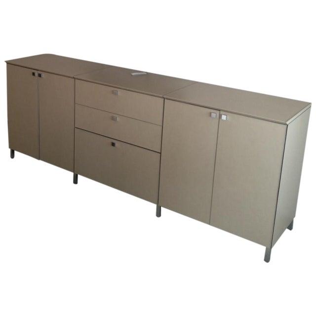 """Poltrona Frau Dresser, """"Mobile Più Quattro"""" For Sale"""