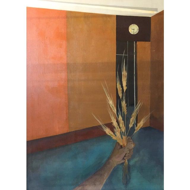 Orville Jones Mid-Century Oil Painting, 1961 - Image 4 of 10