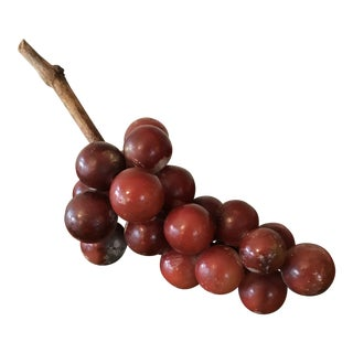 Marble Grape Cluster For Sale