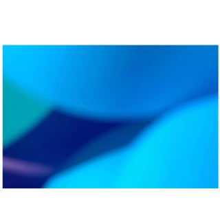 Blue Balloon Photograph by Johnny Nicoloro, Limited Edition of Ten For Sale