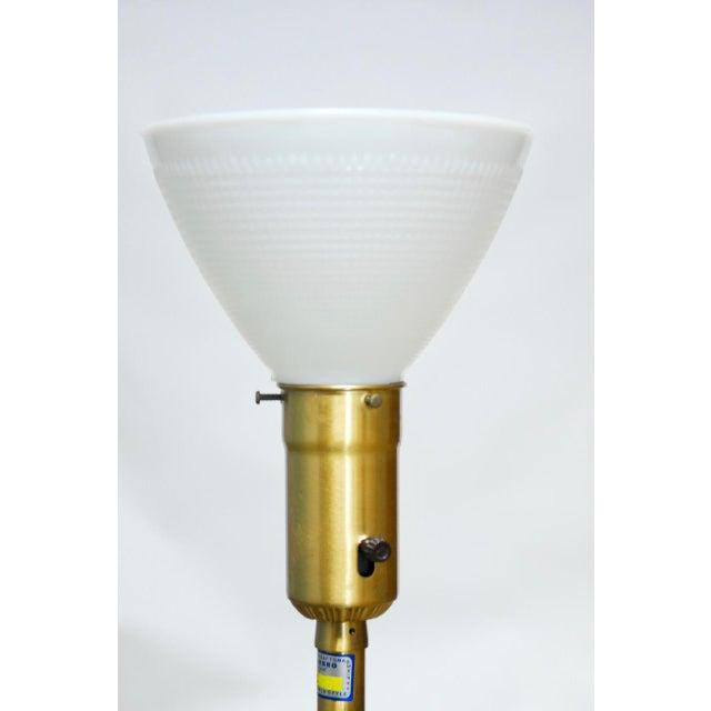 Marbro Italian Ceramic Faience Table Lamp - Image 6 of 9