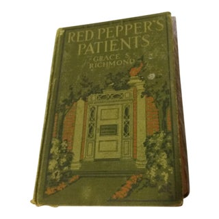 'Red Pepper's Patients' Books For Sale
