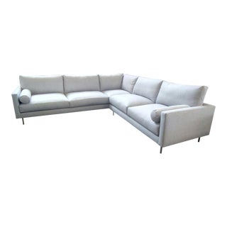 Mid-Century Style Daily 108 Sectional Sofa For Sale