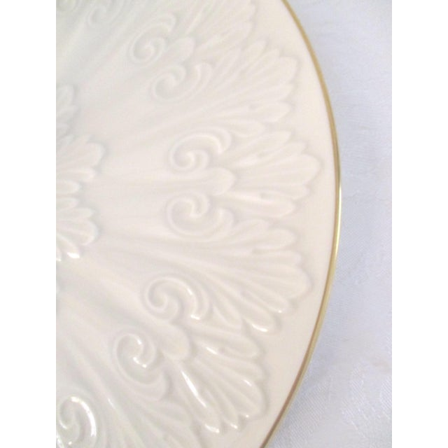 Lenox Petite Four Serving Platter For Sale In West Palm - Image 6 of 8