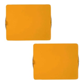 Charlotte Perriand Yellow Cp1 Wall Lights - a Pair For Sale