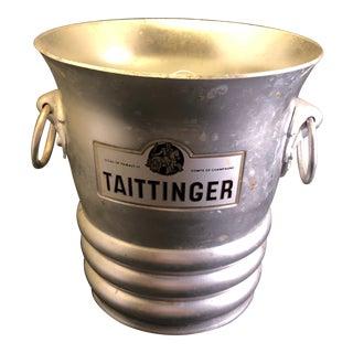 Taittinger Champagne Mini Ice Bucket For Sale