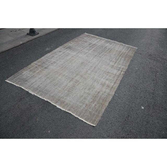 Tribal Turkish Antique Wool Floor Rug 56 95 Chairish