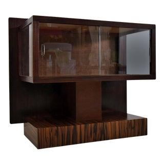 Art Deco Tea Cabinet For Sale