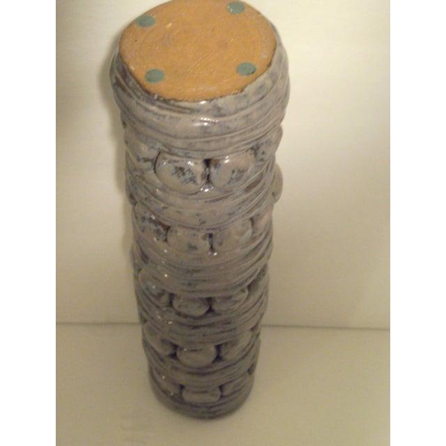 Mid-Century Pottery Vase - Image 6 of 6