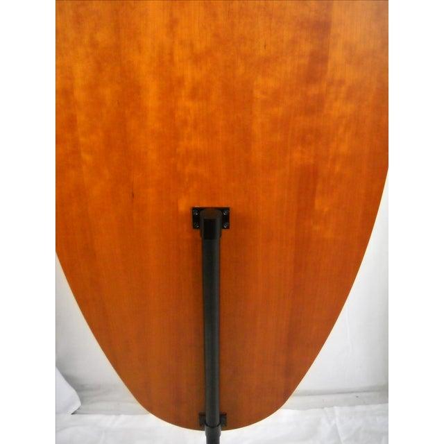 Mid-Century Italian Standing Floor Mirror For Sale In Orlando - Image 6 of 9