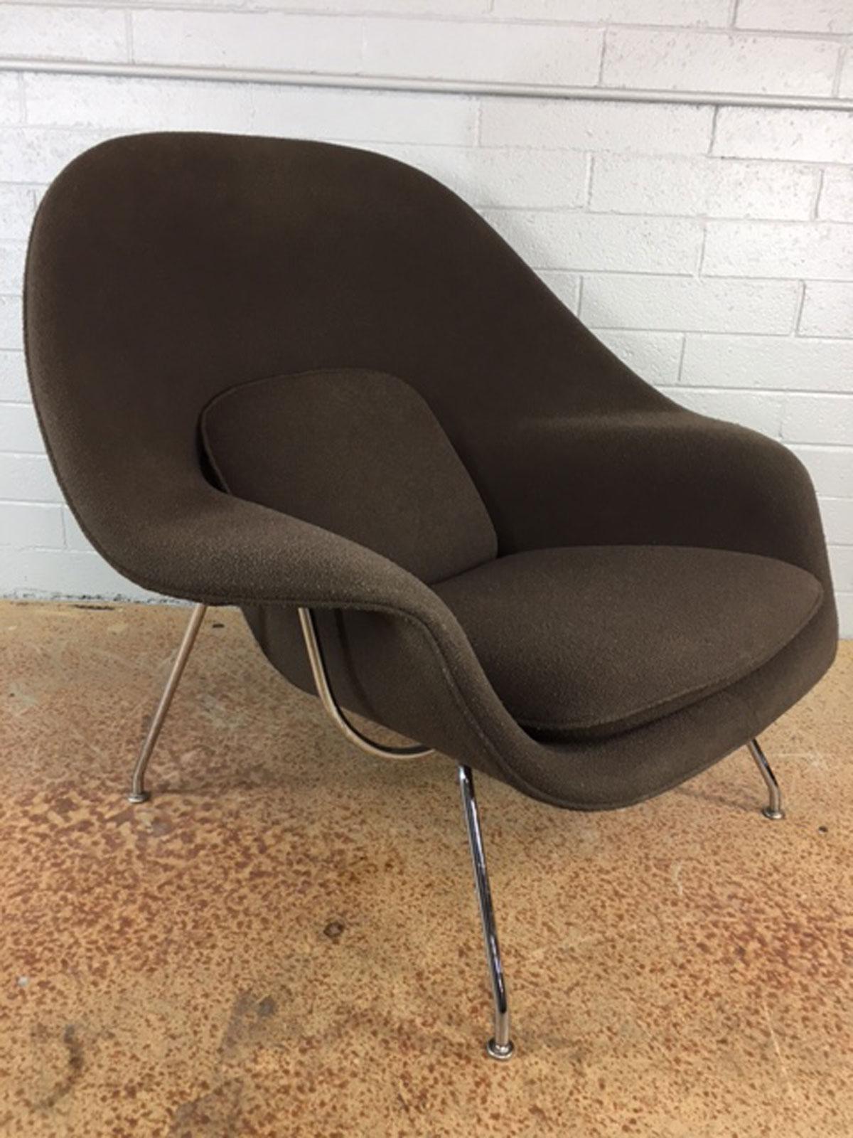 Eero Saarinen Womb Chair By Knoll   Image 2 Of 9