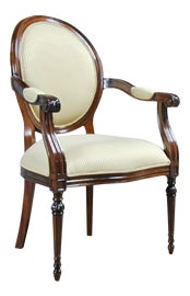 Image of Newly Made Round Accent Chairs