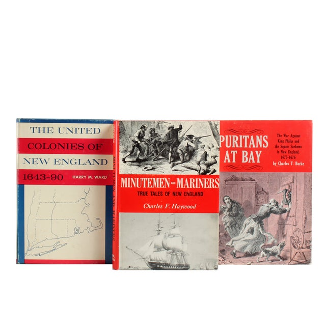 Building the New England Colonies Books - S/3 - Image 4 of 4