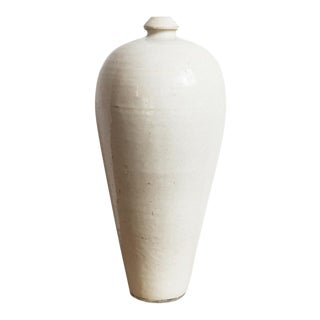 White Milk Ceramic Pottery For Sale