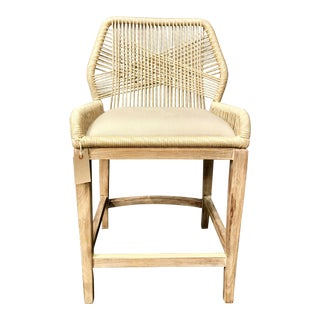 Modern Kiley Counter Height Stool For Sale